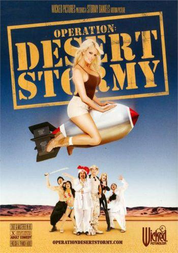 Operation Desert Stromy (2007) PORN MOVIE BASED ON STORY