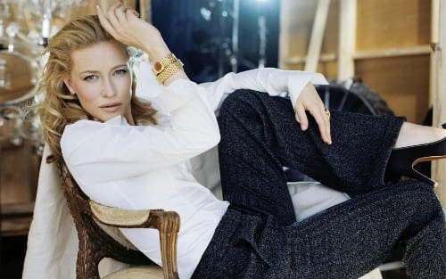 Cate Blanchett top 10 Hottest hollywood actresses