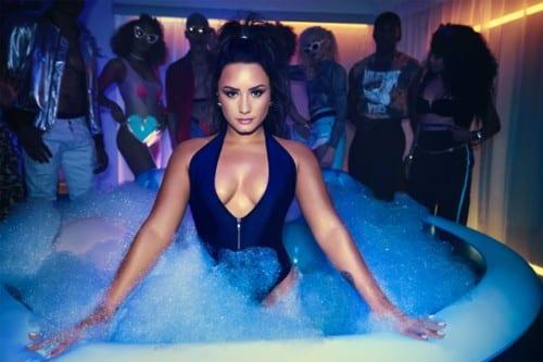 Demi Lavato Hottest female pop singer