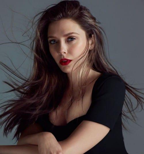 Elizabeth Olsen top 10 Hottest hollywood actresses