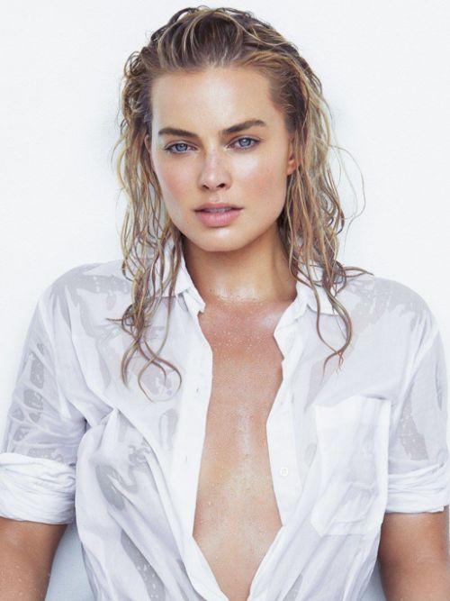 Margot Robbie hottest actresses