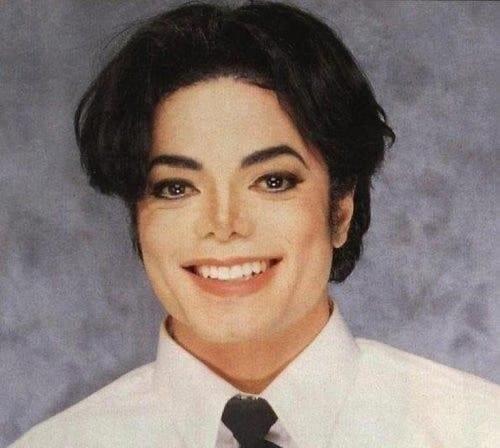 Michael Jackson Menschen mit dem schönsten Lächeln der Welt