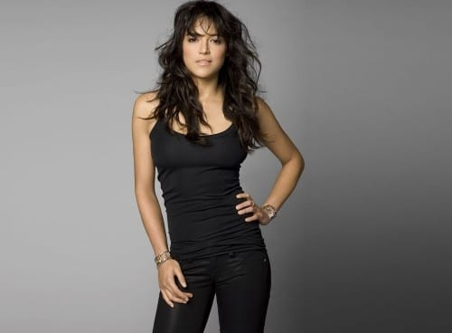 Michelle Rodriguez top 10 Hottest hollywood actresses