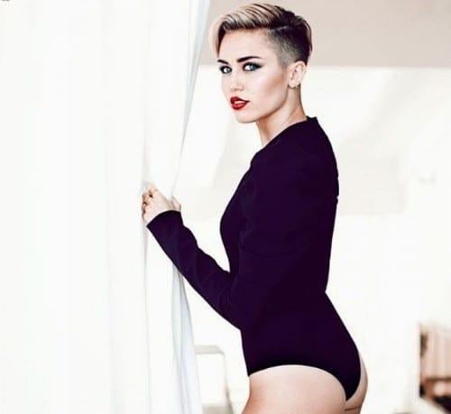 Miley Cyrus Hottest female pop singer