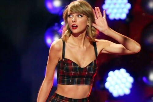 Taylor Swift Hottest female pop singer