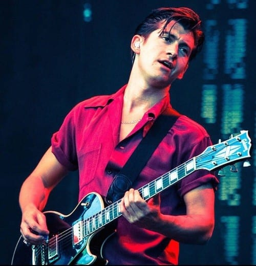 Alex Turner the top 10 Hottest Singers of all time