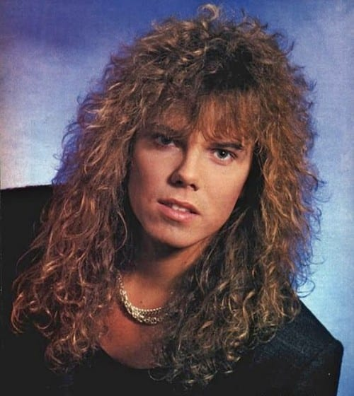 Joey Tempest the top 10 Hottest Singers of all time