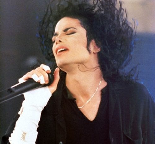 Micheal Jackson the top 10 Hottest Singers of all time