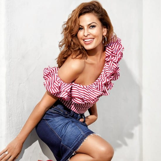 Eva Mendes Hottest Actresses of all time