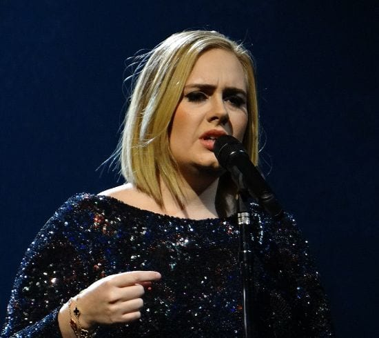 Adele - Top 10 Best Female Singers right now