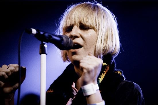 Sia - Top 10 Best Female Singers right now