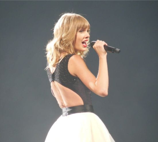 Taylor Swift- Top 10 Best Female Singers right now