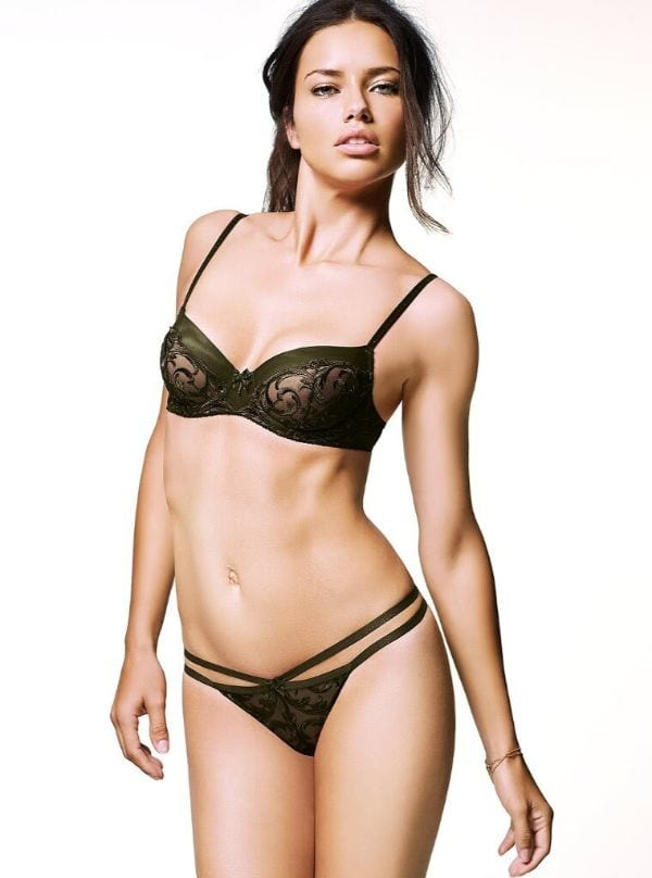 Super Sexy Half-Nude and Hottest Adriana Lima Photos-6