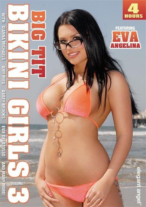 Big Tit Bikini Girls Vol. 3 - Top 10 Bikini Babes Porn Movies