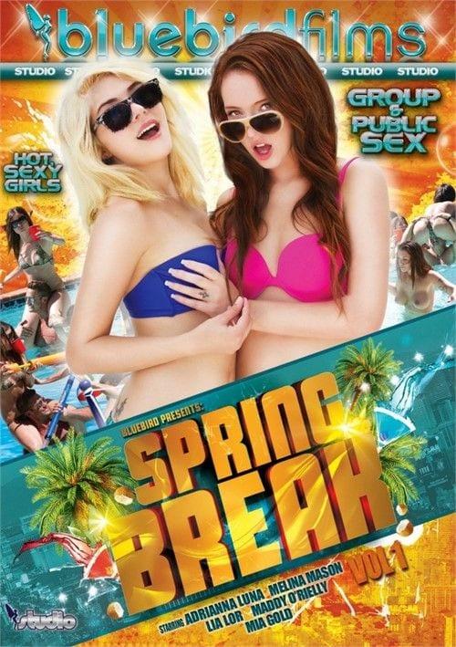 Spring Break - Top 10 Bikini Babes Porn Movies