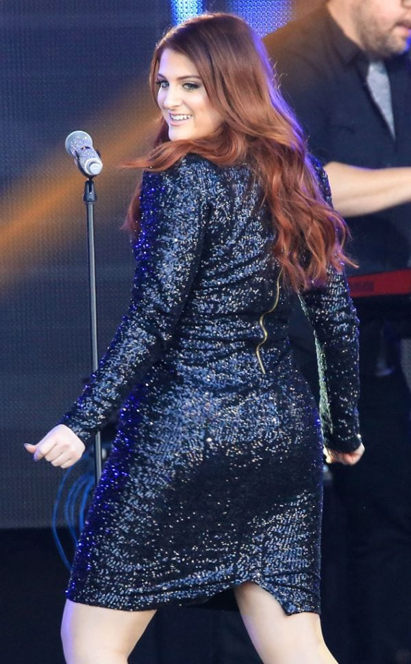 26 Absurdly Hot Meghan Trainor Photos To Turn You On!-1