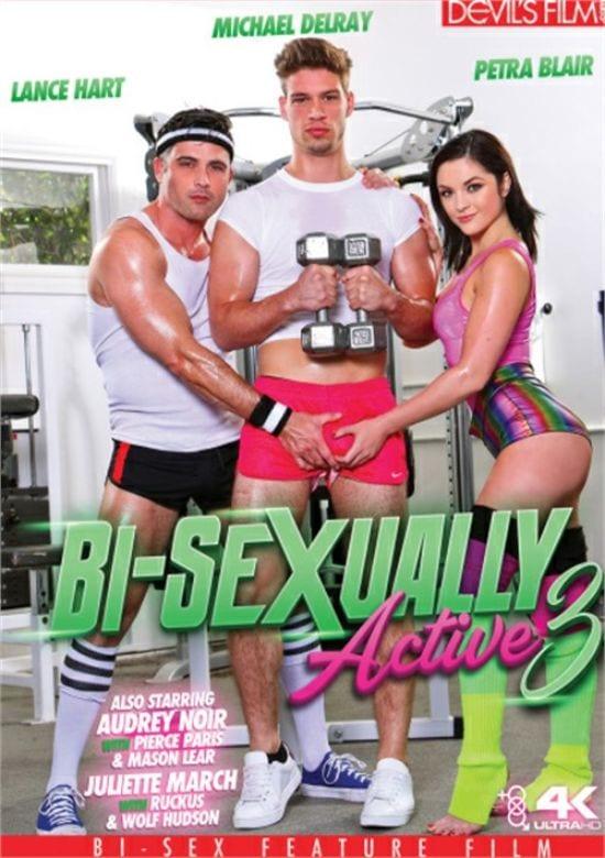 Bi-Sexually Active 3 - top 10 athlete Porn Movie