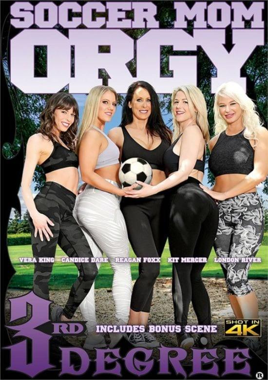 Soccer Mom Orgy - top 10 athlete Porn Movie