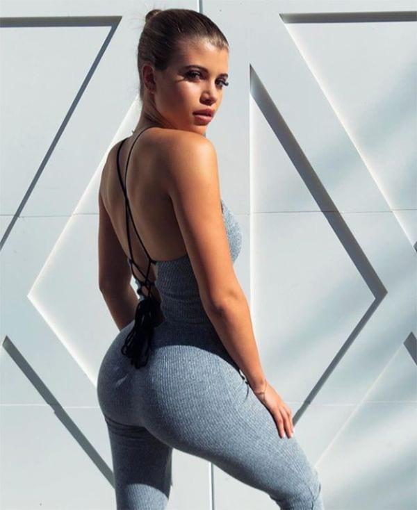 Sofia Richie Best Ass Pic