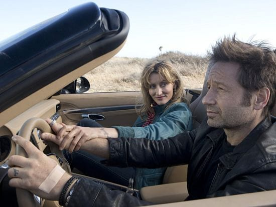 Californication Top 10 Erotic TV Series with Nudity and Sex Scenes