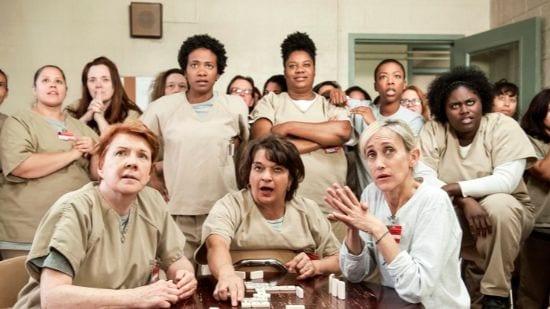 Orange Is The New Black Top 10 Erotic TV Series with Nudity and Sex Scenes