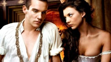 The Tudors top Erotic TV Series