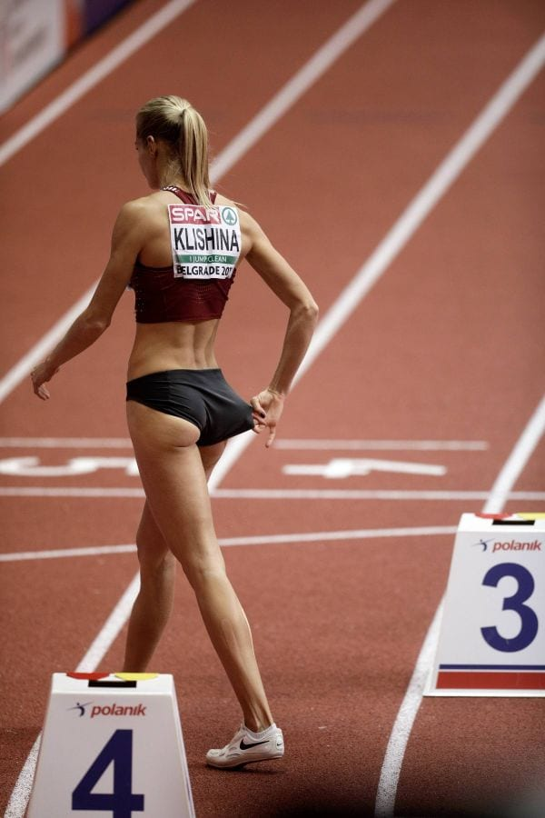 27 Hot Darya Klishina Photos That Will Leave You Drooling-2