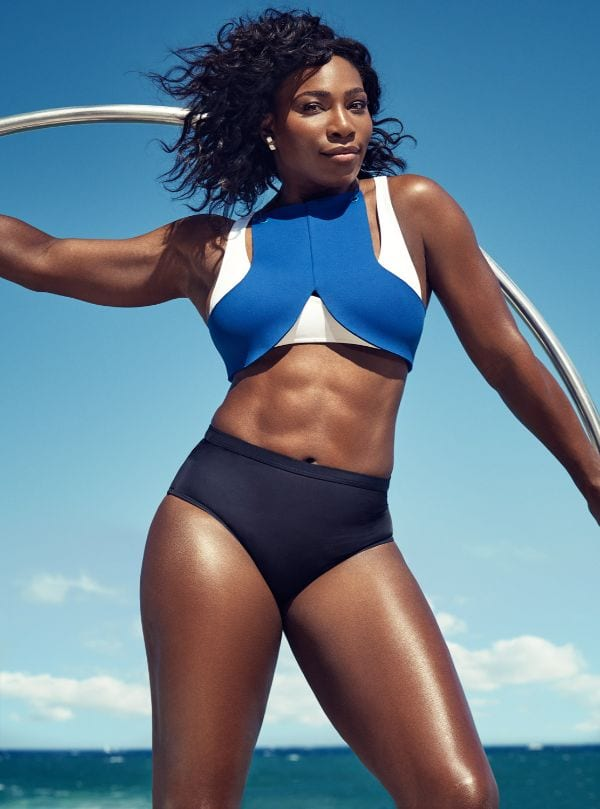 33 Hot Serena Williams Half-Nude Photos That You'll Find On The Internet-1