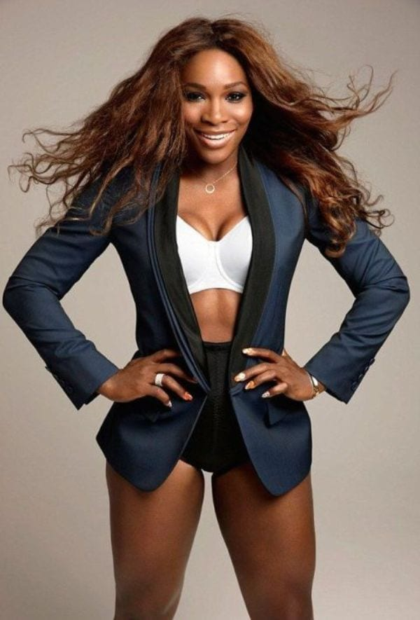 33 Hot Serena Williams Half-Nude Photos That You'll Find On The Internet-2