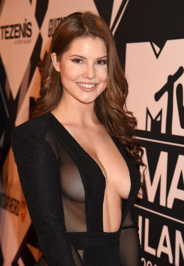 Hottest Amanda Cerny Near-nude Photos Which Will Leave You Drooling-4
