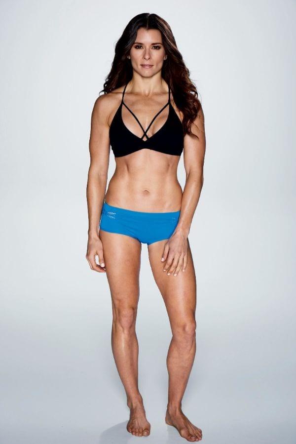 Hottest Danica Patrick Near-Nude Photos-7