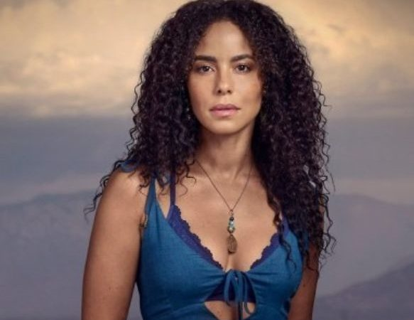 24 Parisa Fitz-Henley Extremely Hot Photos That Ever Taken
