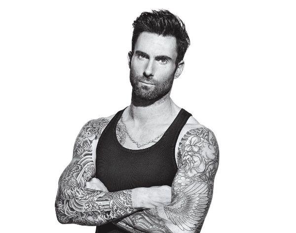 Adam Levine Most handsome men in the world
