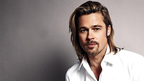 Brad Pitt Most handsome men in the world