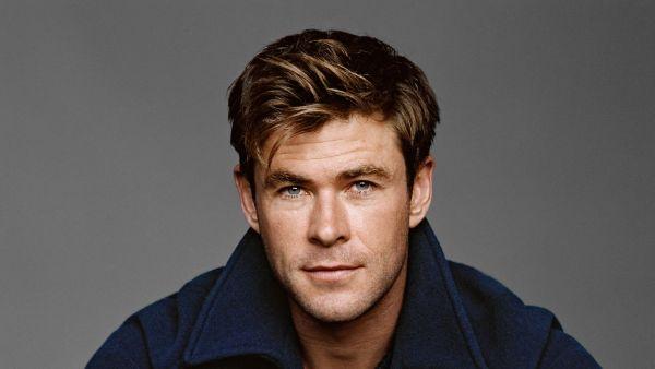 Chris Hemsworth Most handsome men in the world