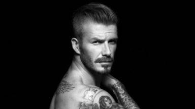 David Backham Most handsome men in the world