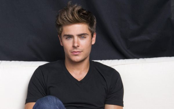 Zac Efron Most handsome men in the world
