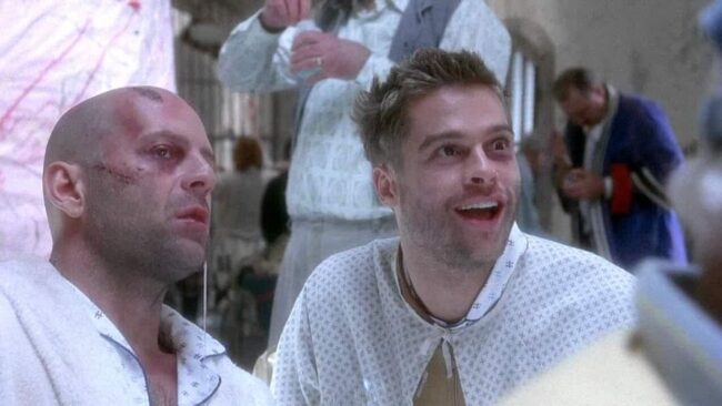 12 Monkeys (1995) Top 10 Pandemic Movies to Watch if You're Quarantined