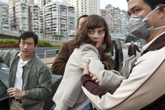 Contagion (2011) Top 10 Pandemic Movies to Watch if You're Quarantined