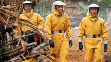 Outbreak (1995) Top 10 Pandemic Movies to Watch if You're Quarantined