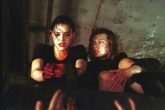 Resident Evil (2002) Top 10 Pandemic Movies to Watch if You're Quarantined