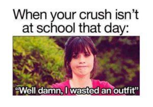 23 Funny Relatable Crush Memes That Make Laugh