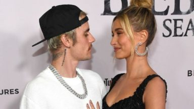 Justin Bieber Shows Quarantined PDA For Wife Hailey