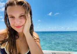 31 Jaw-Dropping Unseen Sexy Millie Bobby Brown Photos