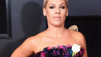 Pop Singer Pink Urges Fans To Let Go Negative Things On Full Moon's Eve
