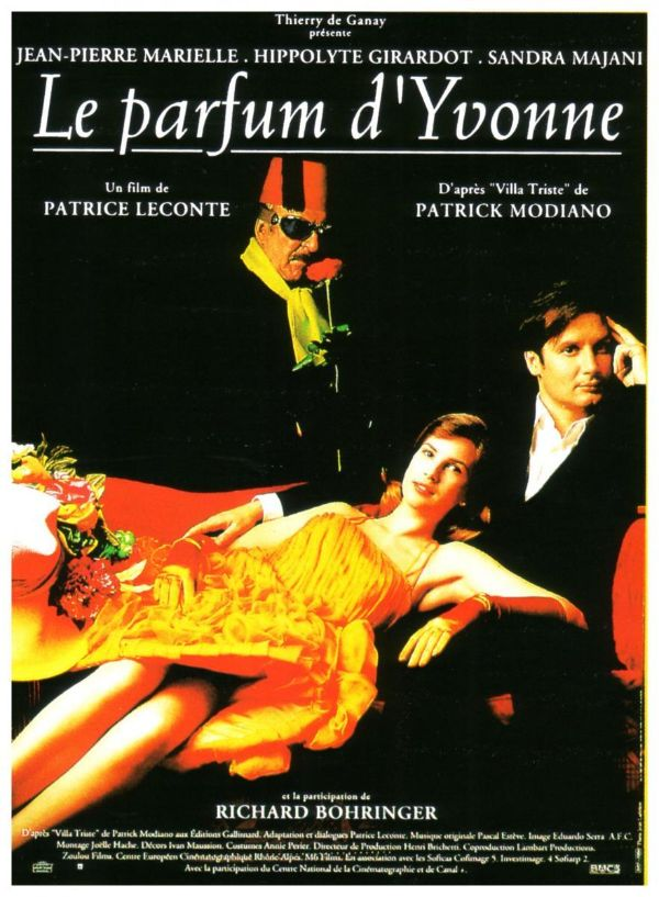 The perfume of Yvonne French erotica Films