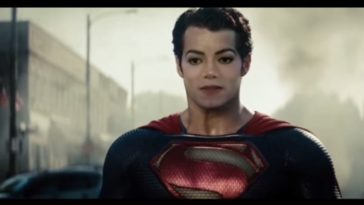 Michael Jackson Actually Look Perfect as 'Super-Man'