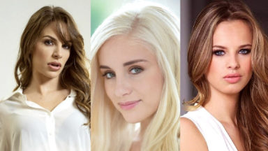 Top 10 America's Most Beautiful Porn Stars