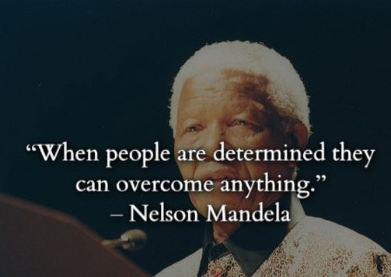 25 Most Inspirational Quotes By Nelson Mandela About Freedom