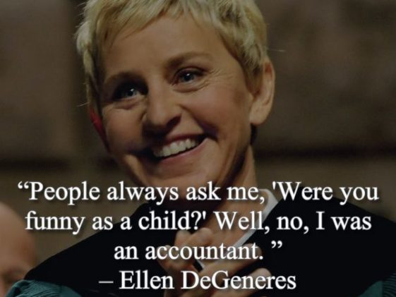31 Most Inspiring Ellen DeGeneres Quotes Of Happiness and Acceptance